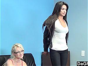audition threeway With Zoey Paige and Jasmine Rain