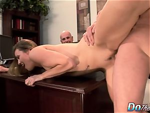 cheating wifey Daisy Layne smashed by stud
