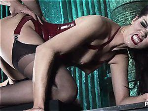 super super-fucking-hot fetish three way