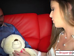TheStripperExperience- Brooklyn is romped by a immense rod
