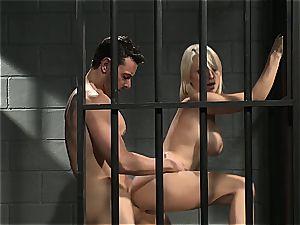 Jailhouse rock with Lexi who likes to swallow