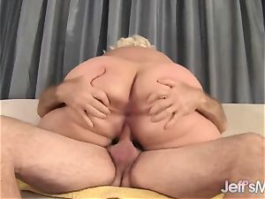 gigantic Floozy Jade Rose Gets penetrated Bigtime