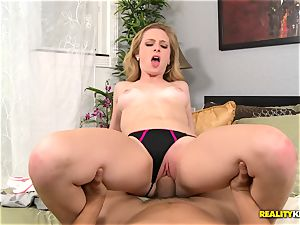 Taylor white deeply pounded