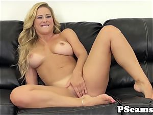 Cherie Deville boinked with big black cock on webcam demonstrate