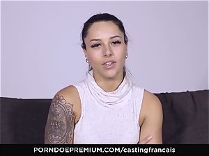 audition FRANCAIS - cool unexperienced first pornography poke