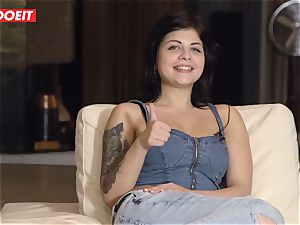 LETSDOEIT - scorching Russian babe Has The plumb of Her Life