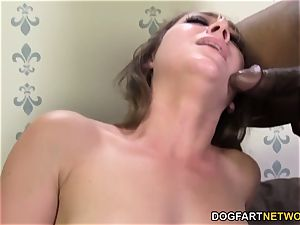 Remy LaCroix fucks ebony trunk and cuckold witnesses
