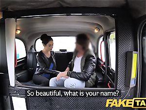 fake taxi Russian hairy vagina all-natural bosoms