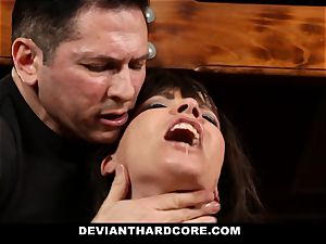 DeviantHardcore-Hot milf kneaded and cuffed To Cross