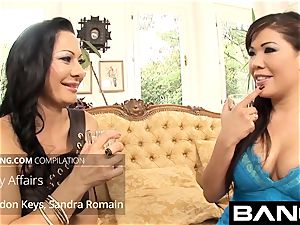 finest of chinese hotty London Keyes Compilation Vol 1