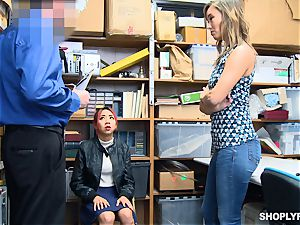 mom Christy love takes place for insatiable shoplyfter