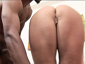 Mature and well-prepped for some ebony manhood