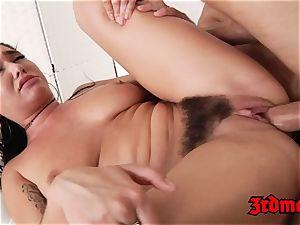 Karlee Grey Gets Her unshaved vag porked