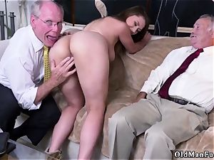 daddy acquaintance s associate unexperienced hard-core Ivy amazes with her ample jugs and bootie
