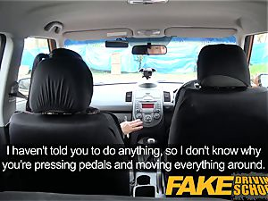 fake Driving school fabulous string on fun for new driver