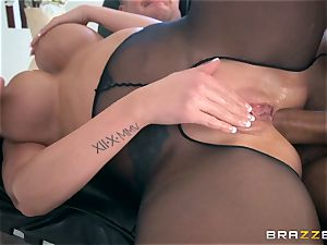 pipe thirsty blonde Brooklyn chase