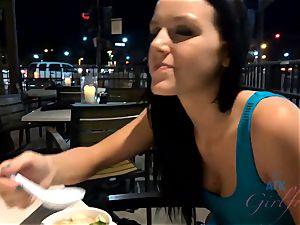 A dinner and creampie date in Phoenix Marley Matthews