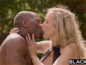 BLACKED Brandi love pummels Her Step daughters-in-law big black cock boyfriend When Shes Gone