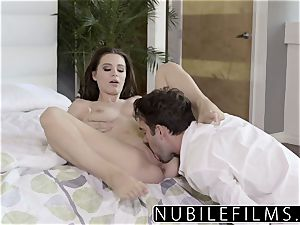 Lana Rhoades seductive taunt For Step step-brother