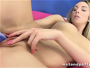 insatiable slut cant get enough of her fucky-fucky toys