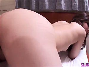 Nan Oshikiri superb hard-core adult porno on cam