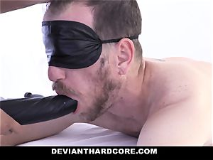 DeviantHardcore - puny chinese Dom Gets Laid