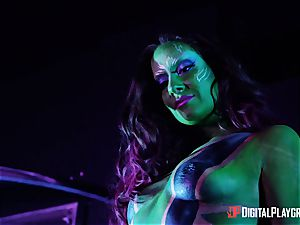 Guardians of the green vagina with Cassidy Klein