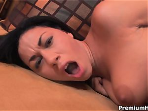 Summer Bailey gettin torn up in wet pink