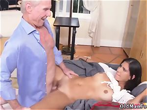 old ambidextrous man pummel couple first-ever time A time crammed with romp, suck jobs, orgasms, and even