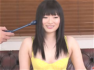 toys fucking Hina Maeda cooch Makes Her unload