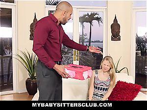 childminder gets disciplined on Valentine's Day