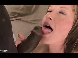 granny loves to get her honeypot penetrated by black man meat