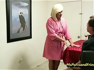 humping the Boss's wife with Ms Paris Rose