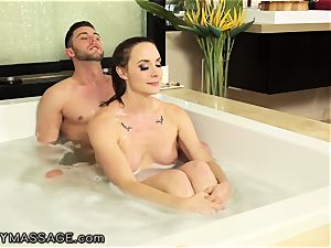 FantasyMassage averse mummy ends Up plumbing