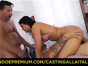 casting ALLA ITALIANA - courageous minx practices full dp