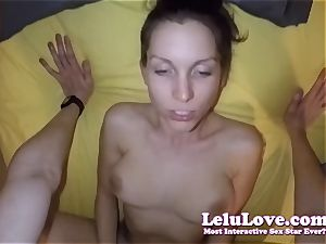 I blow and rail your lollipop to internal ejaculation while your wife